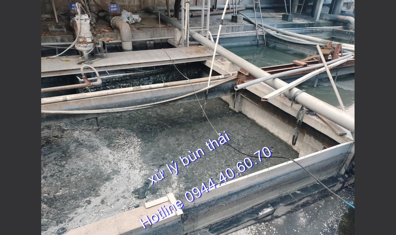 Xử lý nước thải KCN Bình An